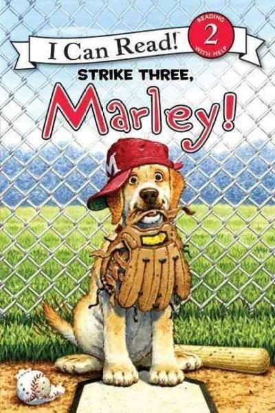 Strike Three, Marley! (Paperback)