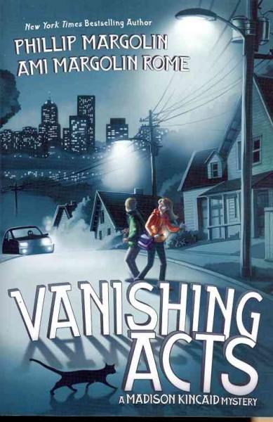 Vanishing Acts (Paperback)