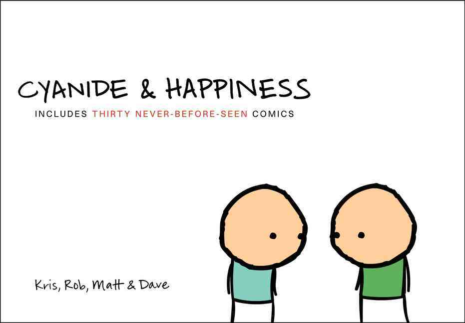 Cyanide & Happiness (Paperback)