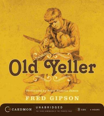 Old Yeller (CD-Audio)