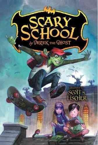 Scary School (Paperback) - Thumbnail 0
