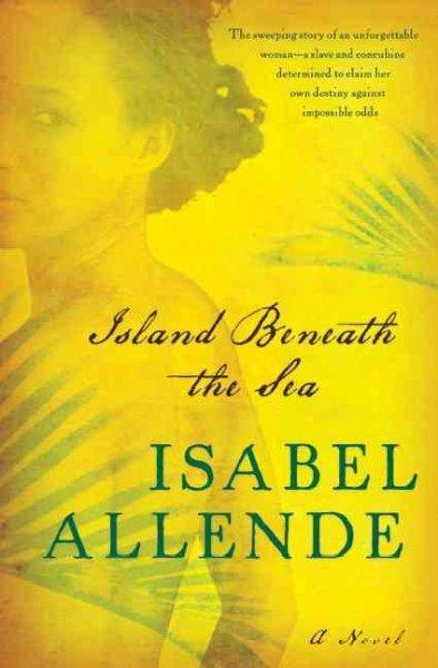 Island Beneath the Sea (Hardcover)