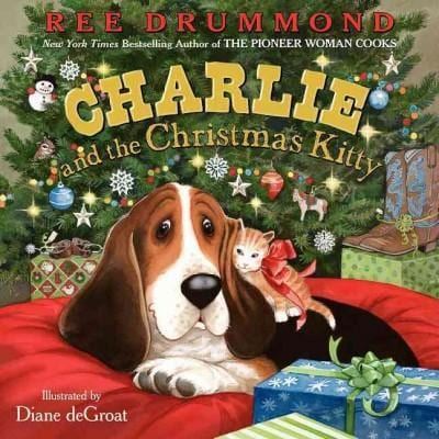 Charlie and the Christmas Kitty (Hardcover)