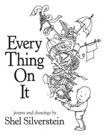 Every Thing On It: Poems and Drawings (Hardcover)
