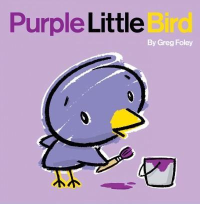 Purple Little Bird (Hardcover)