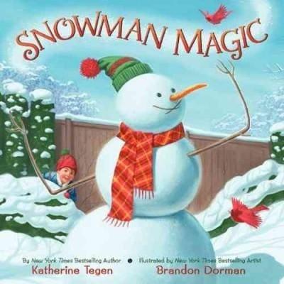 Snowman Magic (Hardcover)
