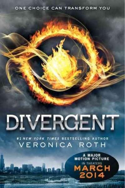 Divergent (Paperback)