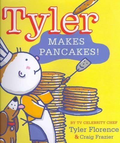 Tyler Makes Pancakes! (Hardcover)