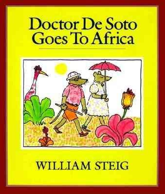 Doctor De Soto Goes to Africa (Paperback)