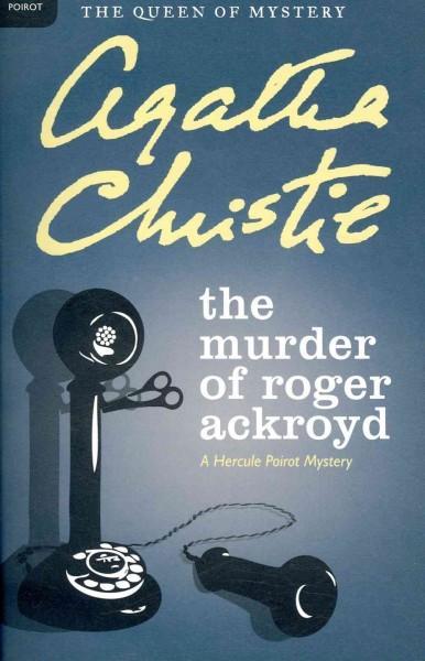 The Murder of Roger Ackroyd (Paperback)