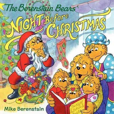 The Berenstain Bears' Night Before Christmas (Paperback)
