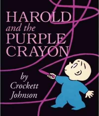 Harold and the Purple Crayon (Board book)