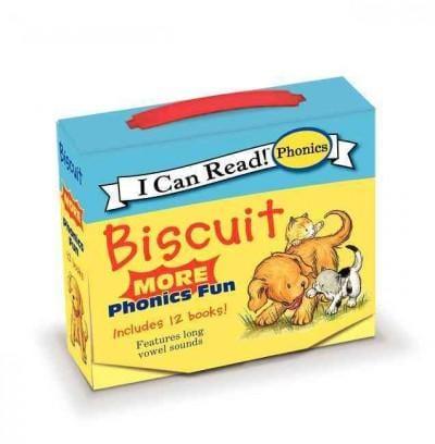 Biscuit More Phonics Fun (Paperback)