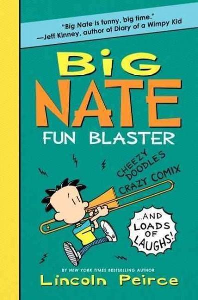 Big Nate Fun Blaster (Hardcover)