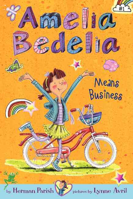 Amelia Bedelia Means Business (Paperback)