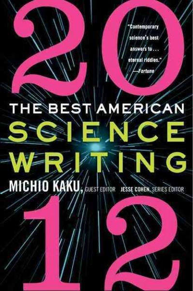 The Best American Science Writing 2012 (Paperback)