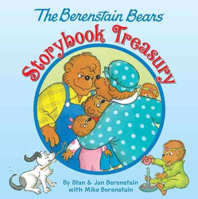 The Berenstain Bears Storybook Treasury (Hardcover)