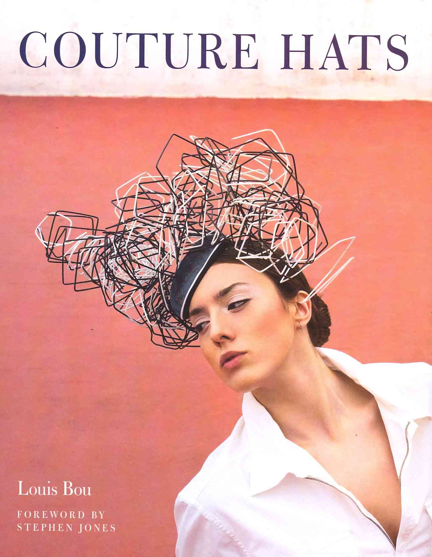 Couture Hats (Hardcover)