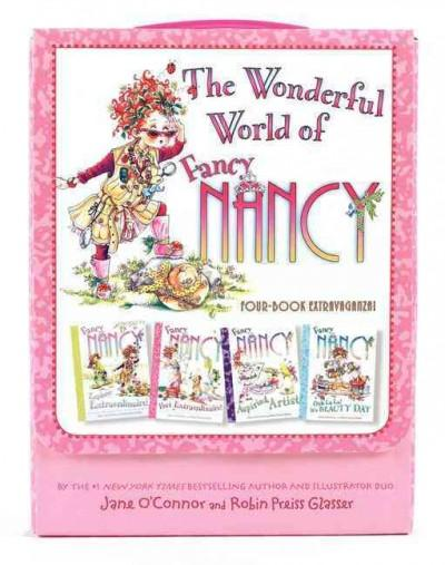 The Wonderful World of Fancy Nancy (Paperback)