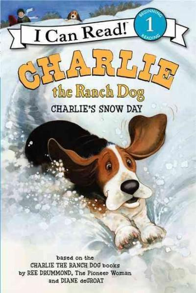 Charlie the Ranch Dog: Charlie's Snow Day (Paperback)
