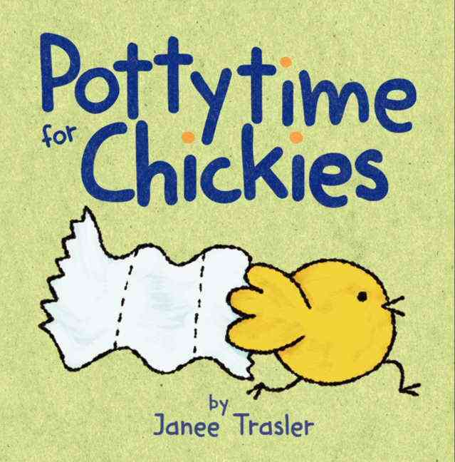 Pottytime for Chickies (Board book)