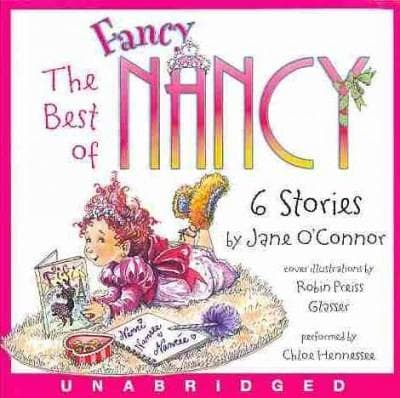The Best of Fancy Nancy: 6 Stories (CD-Audio)