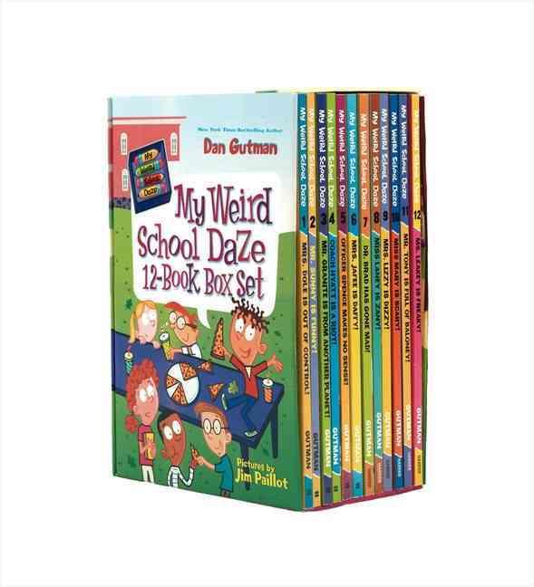 My Weird School Daze (Paperback)