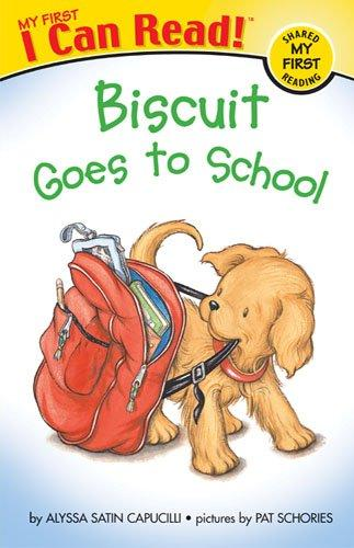 Biscuit Goes to School (Paperback)