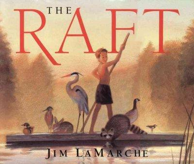 The Raft (Paperback) - Thumbnail 0