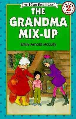The Grandma Mix-Up (Paperback)