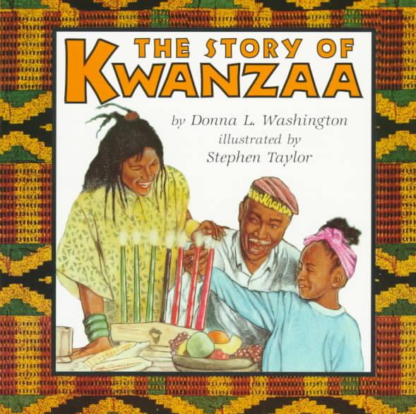 The Story of Kwanzaa (Paperback)