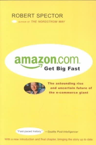 Amazon.Com: Get Big Fast (Paperback)