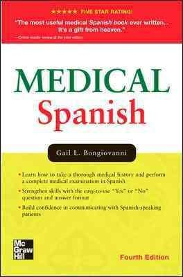 Medical Spanish (Paperback)
