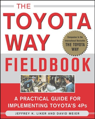 The Toyota Way Fieldbook: A Practical Guide For Implementing Toyota's 4Ps (Paperback)