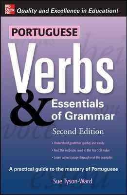 Portuguese Verbs & Essentials of Grammar (Paperback)