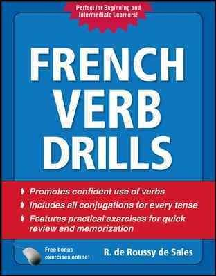 French Verb Drills (Paperback)