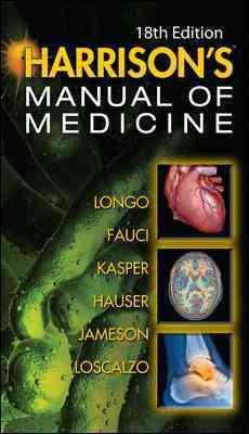 Harrison's Manual of Medicine (Paperback)