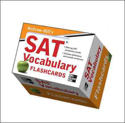 McGraw-Hill's SAT (Cards)