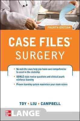 Case Files Surgery (Paperback)