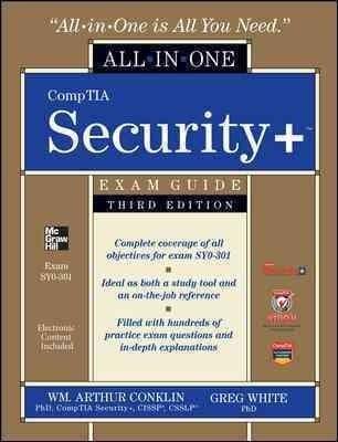 CompTIA Security+ Exam Guide (Exam SY0-301)