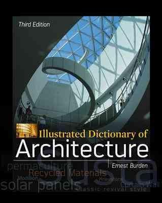 Illustrated Dictionary of Architecture (Paperback)