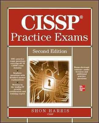 CISSP Practice Exams (Paperback)