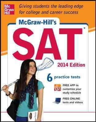 McGraw-Hill's SAT, 2014 (Paperback)