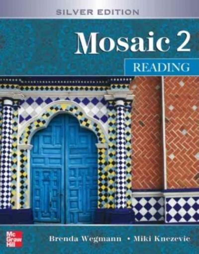 Mosaic 2 Reading: Silver Edition (Paperback)