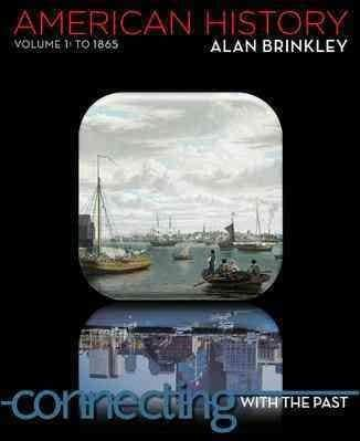 American History: Connecting with the Past (Paperback)
