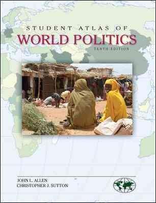 Student Atlas of World Politics (Paperback)