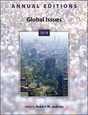 Global Issues 13/14 (Paperback)
