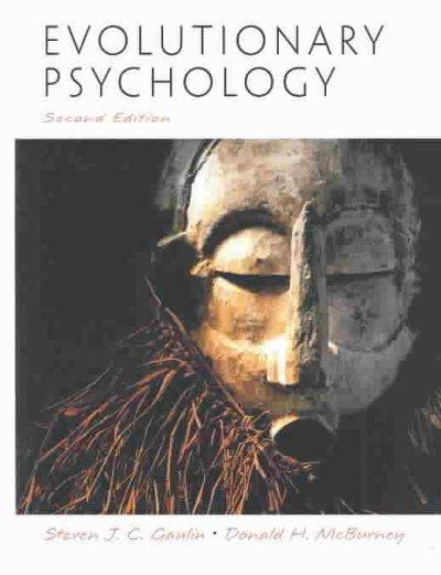 Evolutionary Psychology (Hardcover) - Thumbnail 0