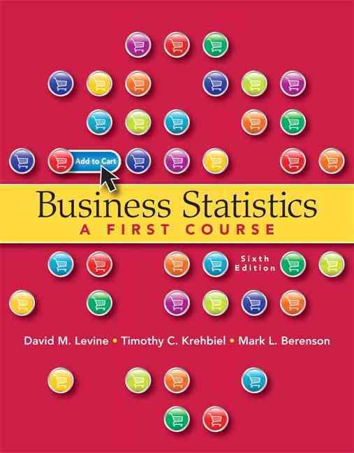 Business Statistics + MyStatLab Access Code