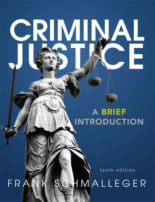 Criminal Justice: A Brief Introduction (Paperback)